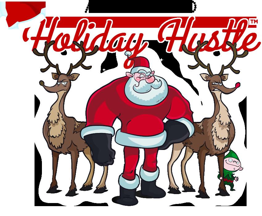 A Step Ahead: Holiday Hustle™