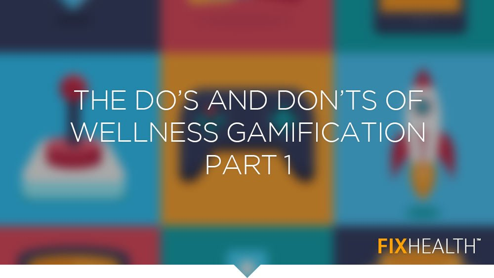 Wellness Gamification
