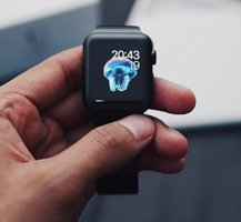 An Apple Watch makes a great walking challenge prize