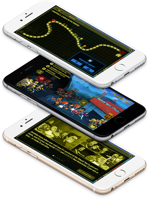 The Outbreak App